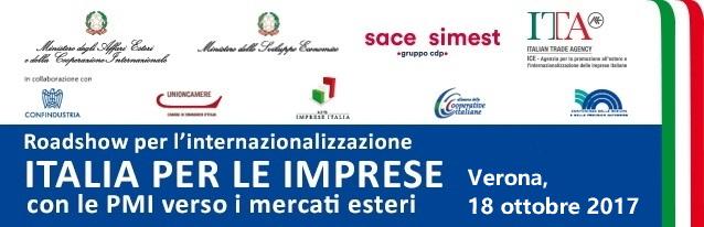 Roadshow ICE – Verona