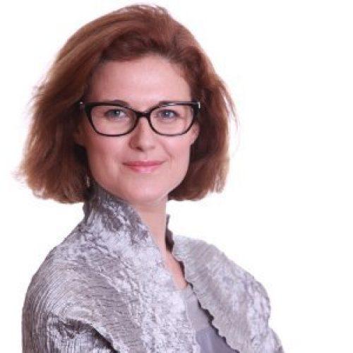Eva Cristescu OE Director (Trelleborg Wheel Systems)